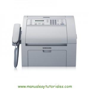 Samsung Fax SF-760P | Manual y guía de usuario en PDF Español