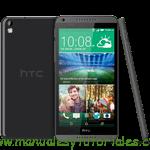 HTC Desire 816 | Guía y manual de usuario en PDF español