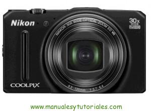 Nikon Coolpix S6800 | Guide and user manual in PDF English