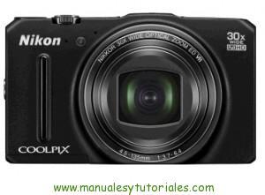 Nikon Coolpix S9400 | Manual y guía de usuario en PDF Español