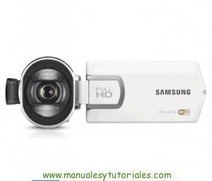 Samsung Camcorder QF30BP | Manual y guía de usuario en PDF Español