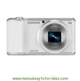 Samsung Galaxy Camera EK-GC200   Manual de usuario en PDF Español