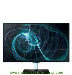 Samsung T24D390EW | Manual y guía de usuario en PDF Español
