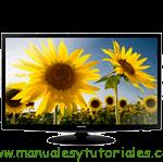 Samsung TV T28D310EW   Manual y guía de usuario en PDF Español