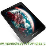 Lenovo A3000 | Guia de usuario pdf español