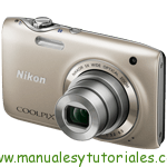 Nikon Coolpix S3100 Manual de usuario en PDF