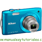 Nikon Coolpix S3200 Manual de usuario en PDF