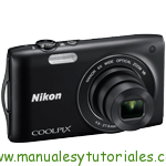 Nikon Coolpix S3300 Manual de usuario en PDF