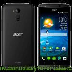 Acer Liquid E700 | Guia de usuario PDF español
