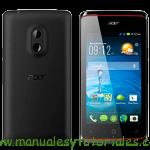 Acer Liquid Z200 | Guia de usuario PDF español