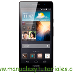 Huawei Ascend P6 | Guia de usuario PDF español