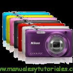Nikon Coolpix S2550 | Manual de usuario en PDF Español