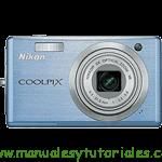 Nikon Coolpix S560 | Guía de usuario PDF español