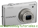 Nikon Coolpix S640 | Manual de usuario en PDF Español