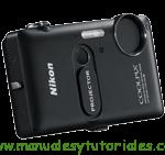 Nikon Coolpix S1200pj | Manual de usuario en PDF Español