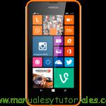 Nokia Lumia 635 | Manual de usuario PDF español