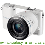 Samsung Smart Camera NX1100 | Manual de usuario PDF español