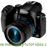 Samsung Smart Camera NX30 | Manual de usuario PDF español