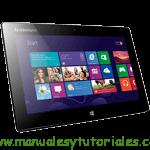 Lenovo Miix 10 | Manual de usuario pdf español