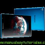 Lenovo S8-50 | Guia de usuario pdf español