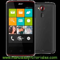 Acer Liquid Z4 Manual de usuario PDF español