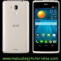 Acer Liquid Z500 Manual de usuario PDF español