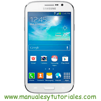 Samsung Galaxy Grand Neo Manual de usuario PDF español