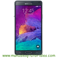 Samsung Galaxy Note 4 Manual de usuario PDF español