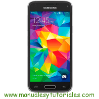 Samsung Galaxy S5 mini Manual de usuario PDF