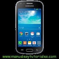 Samsung Galaxy Trend Plus Manual de usuario PDF español