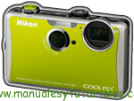 Nikon Coolpix S1100pj | Manual de usuario pdf español