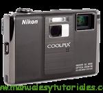 Nikon Coolpix s1000pj | Manual de usuario pdf español