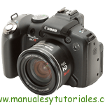Canon PowerShot SX1 IS | Manual de usuario PDF español