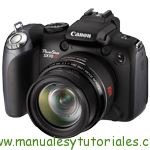 Canon PowerShot SX10 IS | Manual de usuario PDF español