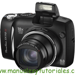 Canon PowerShot SX110 IS | Manual de usuario PDF español