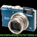 Canon PowerShot SX200 IS | Manual de usuario PDF español