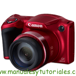 Canon PowerShot SX400 IS | Manual de usuario PDF español