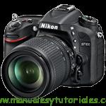 Nikon D7100 Manual de instrucciones PDF español