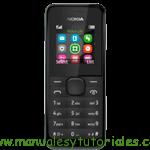 Nokia 105 | Manual de usuario PDF español