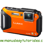 Panasonic LUMIX FT5 Manual de usuario PDF español