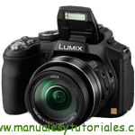 Panasonic LUMIX FZ200 | Manual de usuario PDF español