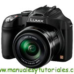Panasonic LUMIX FZ72 Manual de usuario PDF español