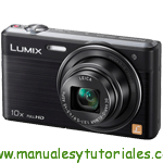 Panasonic LUMIX SZ9 Manual de usuario PDF español