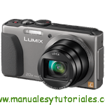 Panasonic LUMIX TZ40 Manual de usuario PDF español