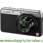 Panasonic LUMIX XS3 Manual de usuario PDF español