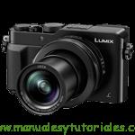 Panasonic Lumix LX100 | Manual de usuario PDF español