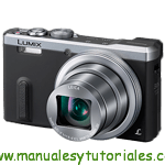 Panasonic LUMIX TZ60 | Manual de usuario PDF español