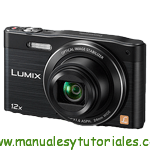 Panasonic LUMIX SZ8 | Manual de usuario PDF español