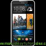 HTC Desire 516 Manual de usuario PDF español smartphone HTC