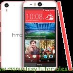 HTC Desire EYE | Manual de usuario PDF español